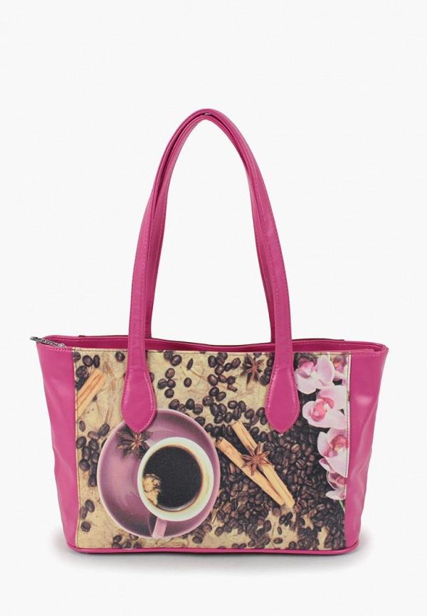 женская сумка flioraj, розовая