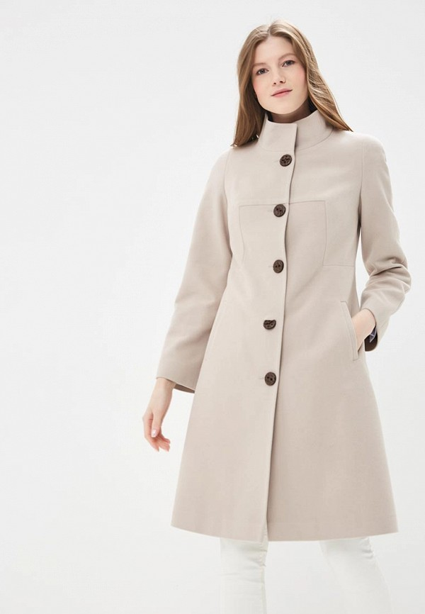 Купить Пальто Doroteya, mp002xw15hdc, бежевый, Весна-лето 2017