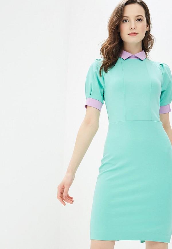 Купить Платье RUXARA, MP002XW15HEP, бирюзовый, Весна-лето 2018