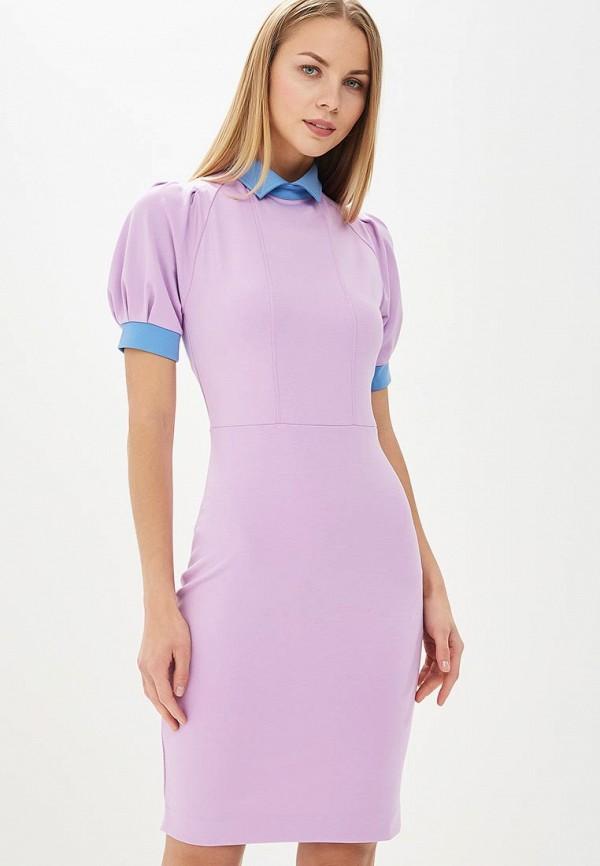 женское повседневные платье ruxara, фиолетовое
