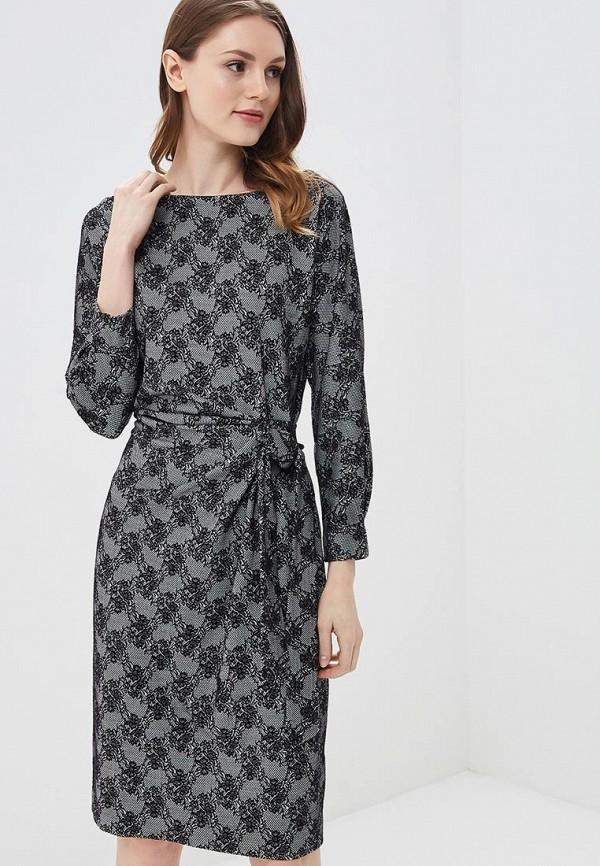 женское повседневные платье ruxara, серое