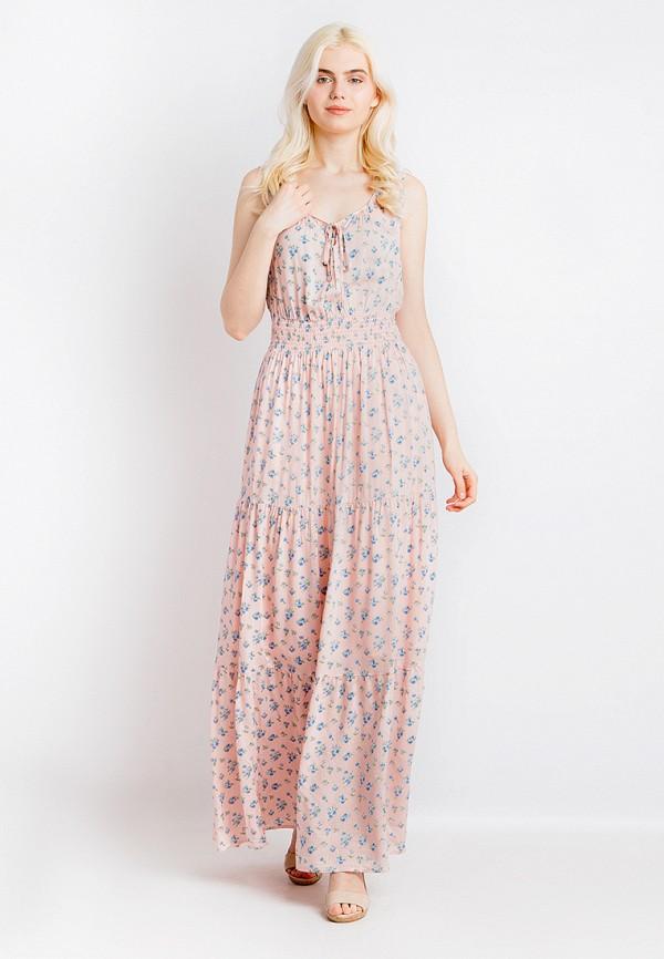 Платье Finn Flare Finn Flare MP002XW15HKN flare sleeve striped crop top