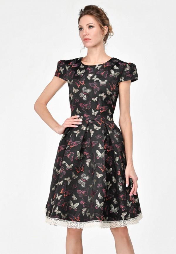 Купить Платье Alisia Fiori, mp002xw15hp5, черный, Весна-лето 2018