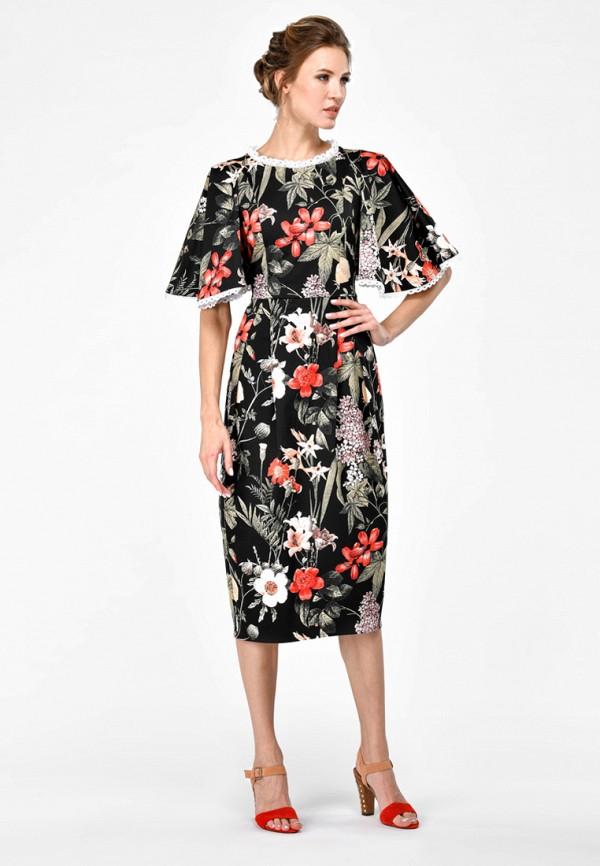 Купить Платье Alisia Fiori, mp002xw15hp9, черный, Весна-лето 2018