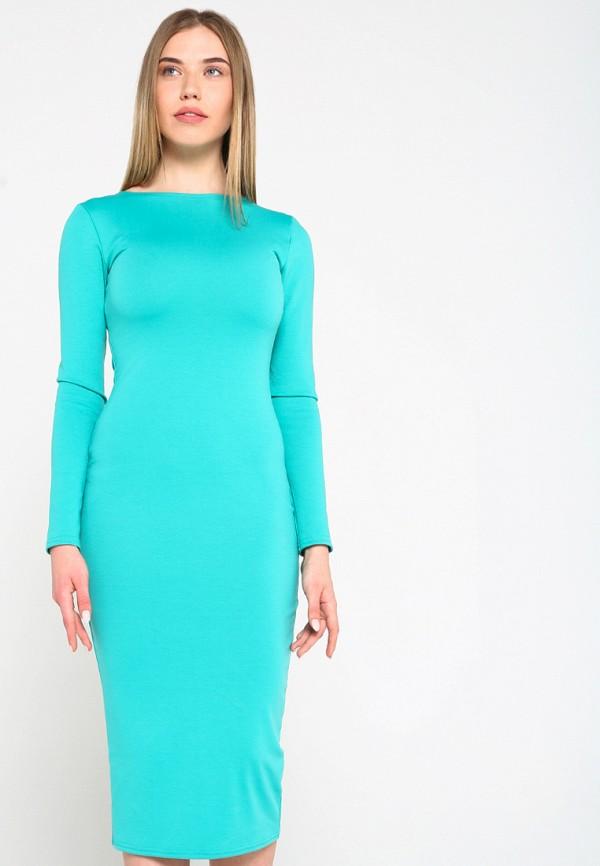 Купить Платье Malaeva, MP002XW15I4B, голубой, Весна-лето 2018