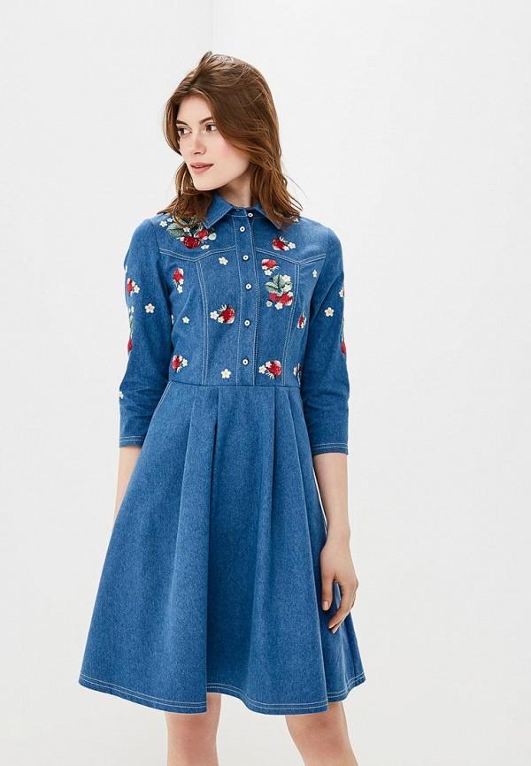 Джинсовые платья Brivido