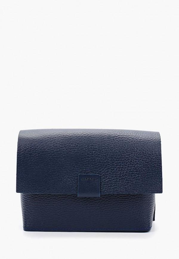 женская сумка divalli, синяя