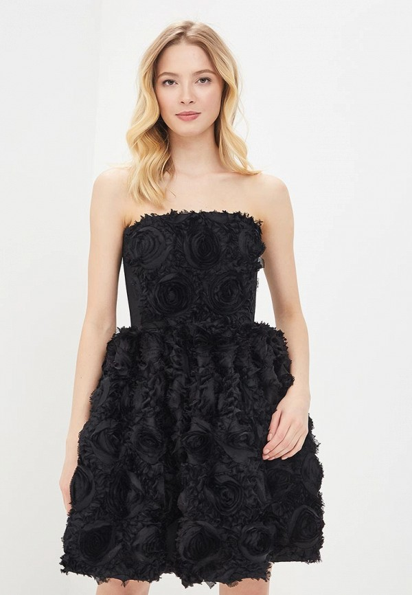 Купить Платье Galina Vasilyeva, MP002XW15IET, черный, Весна-лето 2018