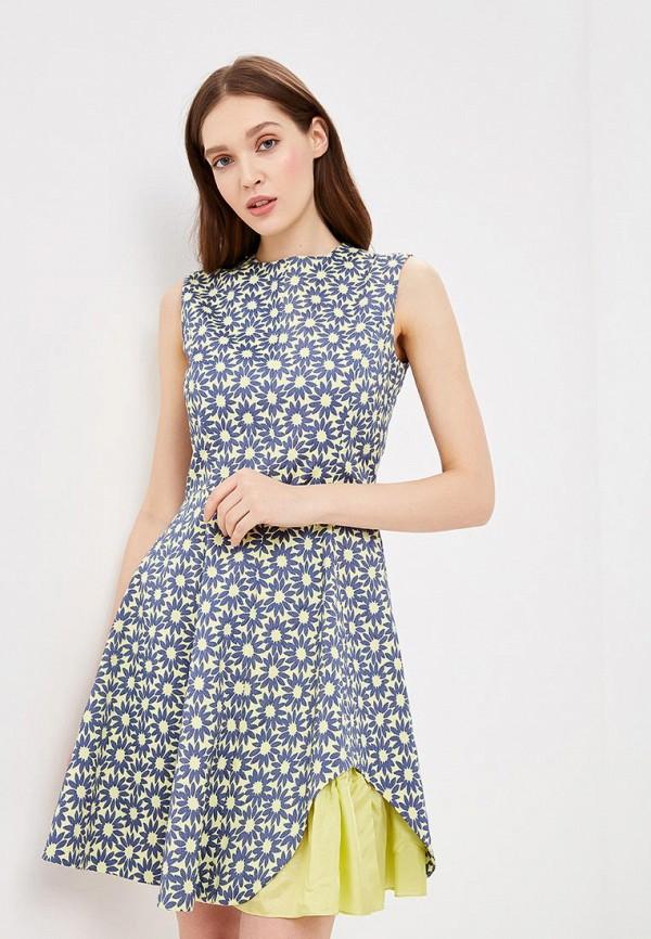 Платье Galina Vasilyeva Galina Vasilyeva MP002XW15IFD юбка galina vasilyeva galina vasilyeva mp002xw13zam