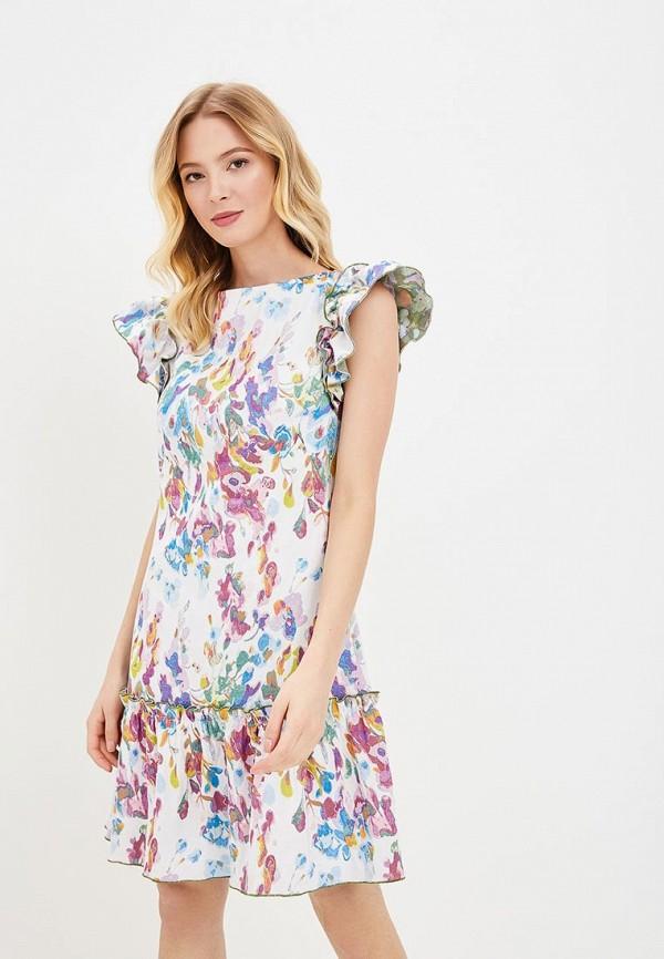 Платье Galina Vasilyeva Galina Vasilyeva MP002XW15IFE цена