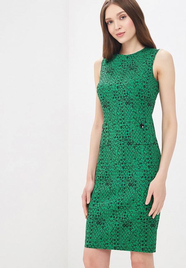 Купить Платье Galina Vasilyeva, MP002XW15IFH, зеленый, Весна-лето 2018