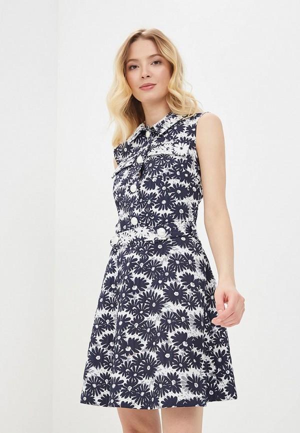Платье Galina Vasilyeva Galina Vasilyeva MP002XW15IFO цена