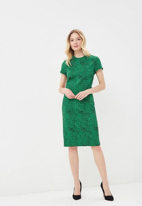 платье эвона зеленое