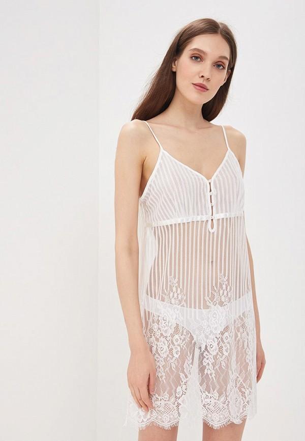 Сорочка ночная Mia-Mia Mia-Mia MP002XW15IIV сорочка и стринги soft line mia размер s m цвет белый