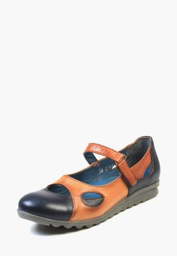 женские туфли airbox, разноцветные