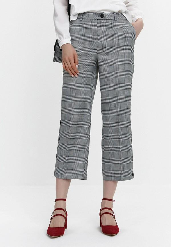 женские брюки клеш audrey right, разноцветные