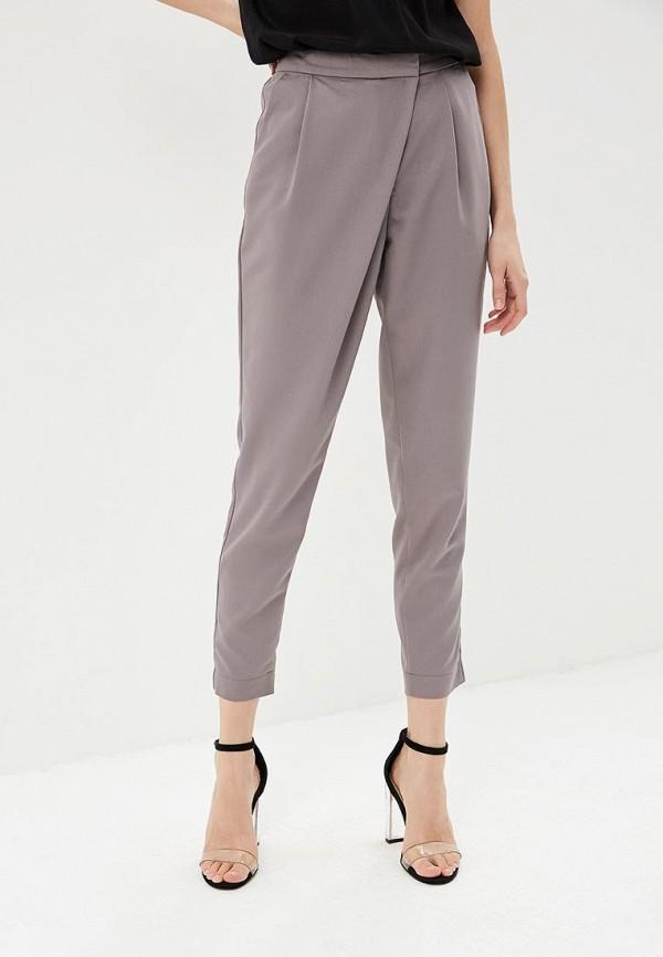 женские повседневные брюки ksenia knyazeva, серые
