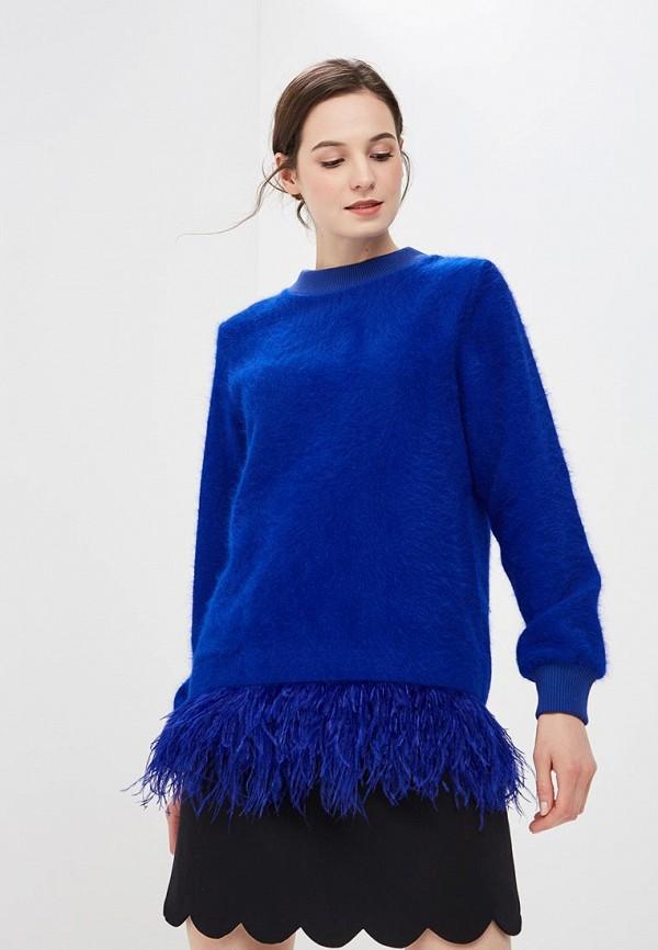 Джемпер Ksenia Knyazeva Ksenia Knyazeva MP002XW15J08 ksenia knyazeva 7494 160823 платье темно синий 50
