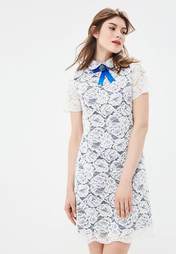 женское повседневные платье ksenia knyazeva, бежевое