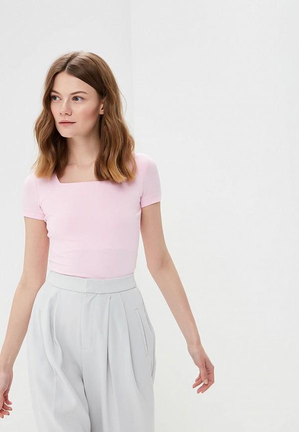 Купить Футболка Ruxara, MP002XW15J10, розовый, Весна-лето 2018
