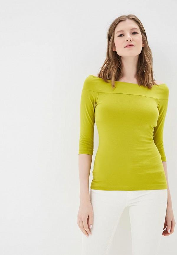 Купить Лонгслив Ruxara, MP002XW15J1M, зеленый, Весна-лето 2018