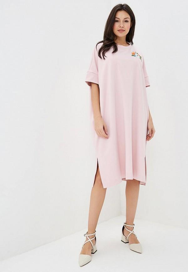 Купить Платье RUXARA, MP002XW15J21, розовый, Весна-лето 2018