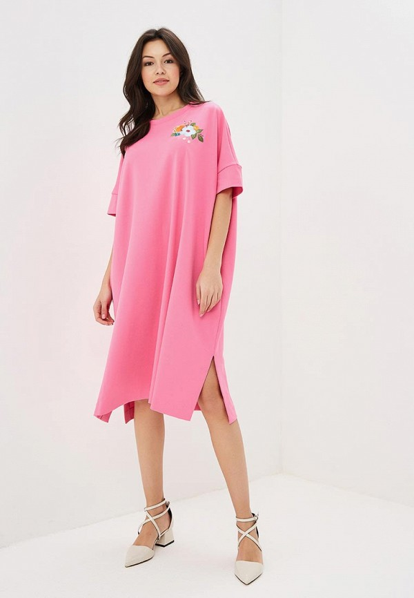 Купить Платье RUXARA, MP002XW15J22, розовый, Весна-лето 2018