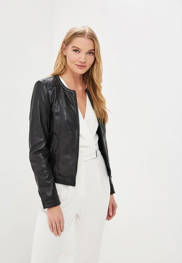 купить Куртка кожаная La Reine Blanche La Reine Blanche MP002XW15J5L по цене 10990 рублей