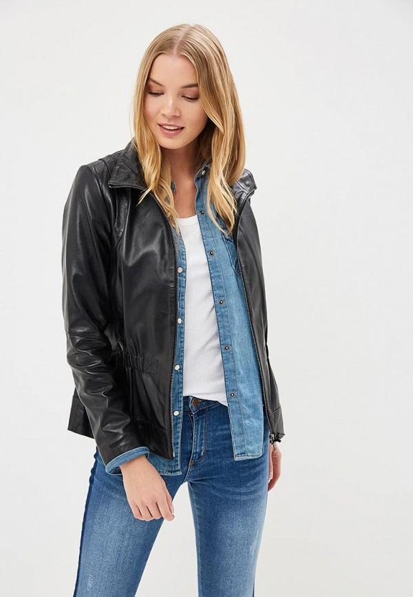 Куртка кожаная La Reine Blanche La Reine Blanche MP002XW15J5P недорго, оригинальная цена