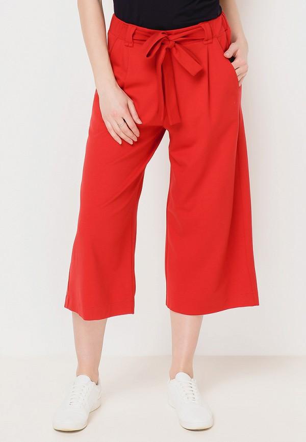 женские брюки escena, красные