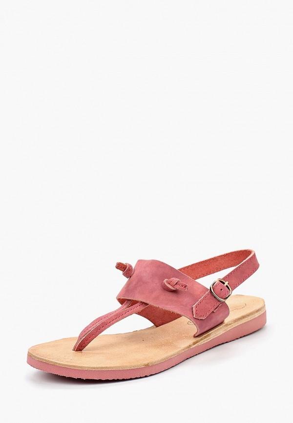 женские сандалии satorisan, розовые