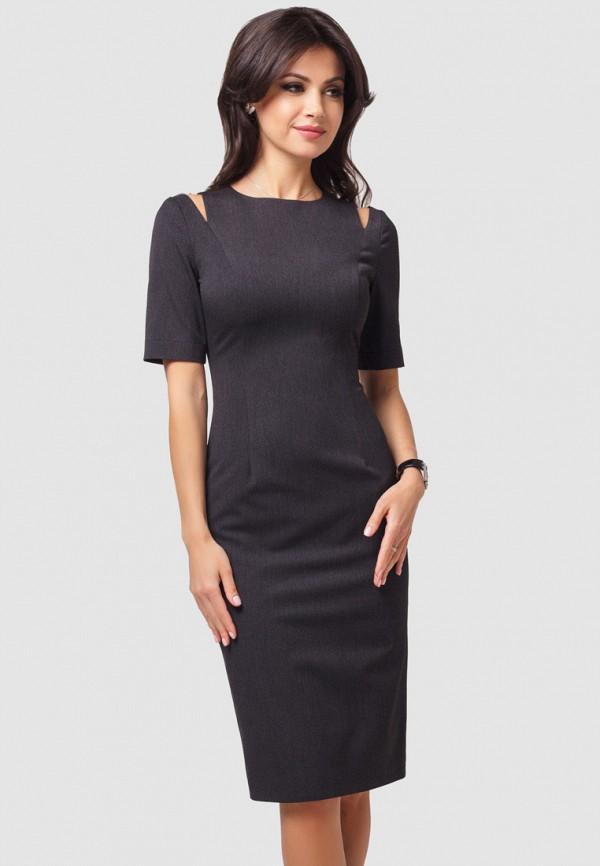 женское платье olga skazkina, серое