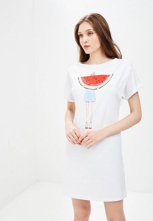 Купить Платье Fashion.Love.Story, MP002XW15JC9, белый, Весна-лето 2018