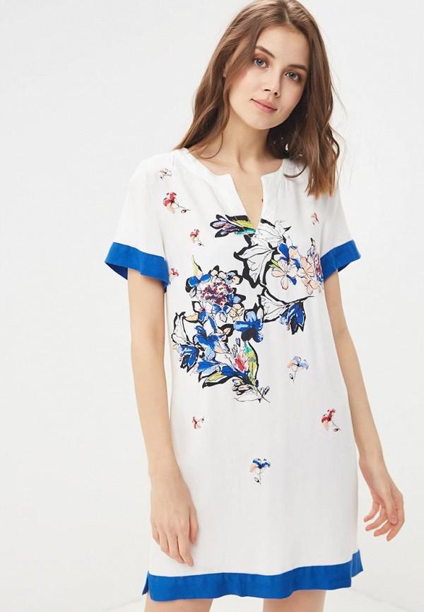 Купить Платье домашнее Deseo, mp002xw15jg9, белый, Весна-лето 2018