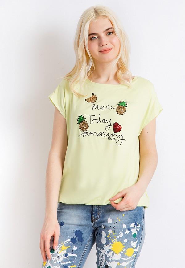 Футболка Finn Flare Finn Flare MP002XW15JKQ finn flare футболка для девочки