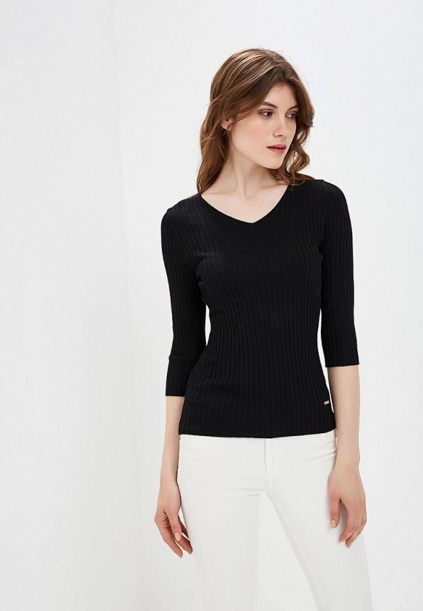 женский пуловер conso wear, черный