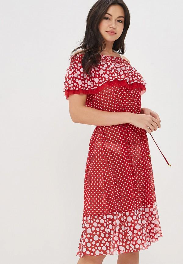 Платье пляжное Charmante Charmante MP002XW15JSL платье пляжное charmante платья и сарафаны приталенные