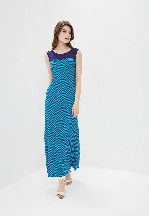 Купить Платье пляжное Lora Grig, MP002XW15JUT, синий, Весна-лето 2018