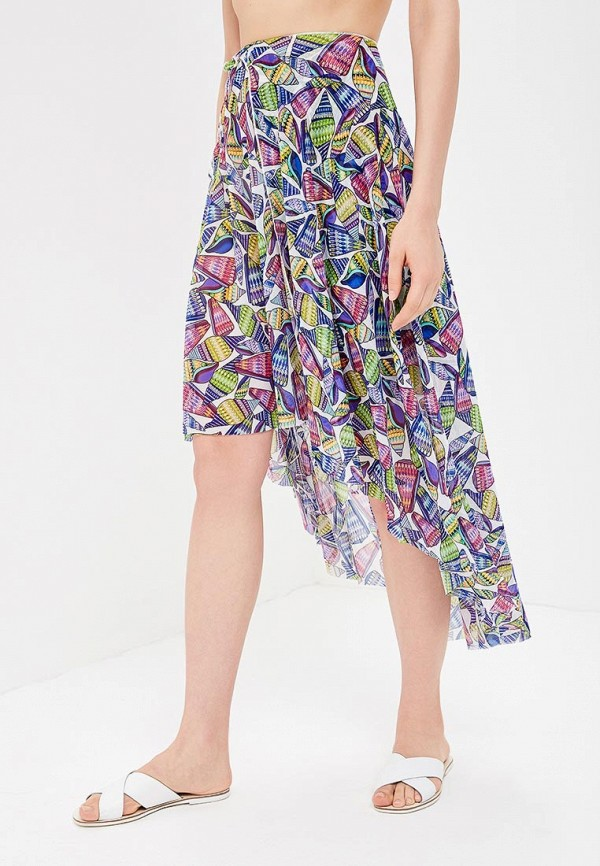 женская юбка charmante, разноцветная