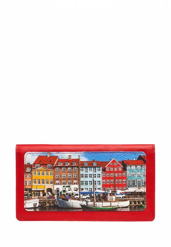Купить Обложка для документов Eshemoda, Копенгаген, MP002XW15JW3, красный, Весна-лето 2018