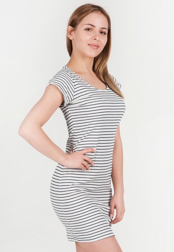 женское платье мини vergans, белое