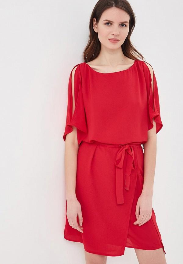 Платье Top Secret Top Secret MP002XW15JYT black sexy lace up design plain halter sleeveless crop top
