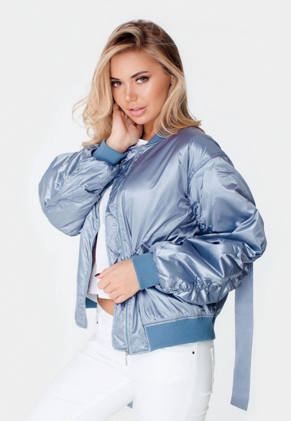 Купить Куртка SoloU, MP002XW15KAE, голубой, Весна-лето 2018