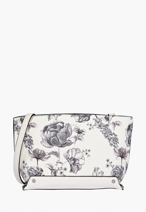 женская сумка fiorelli, белая