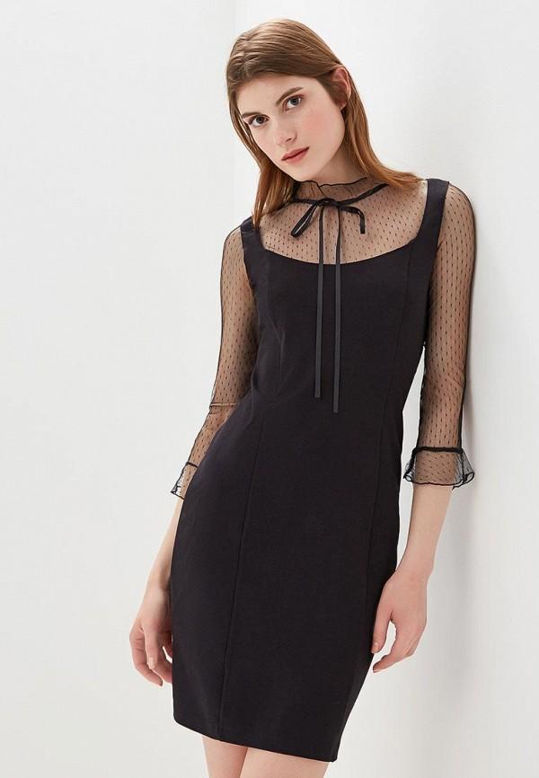 Платье Incity Incity MP002XW15KQP платье incity цвет черный белый