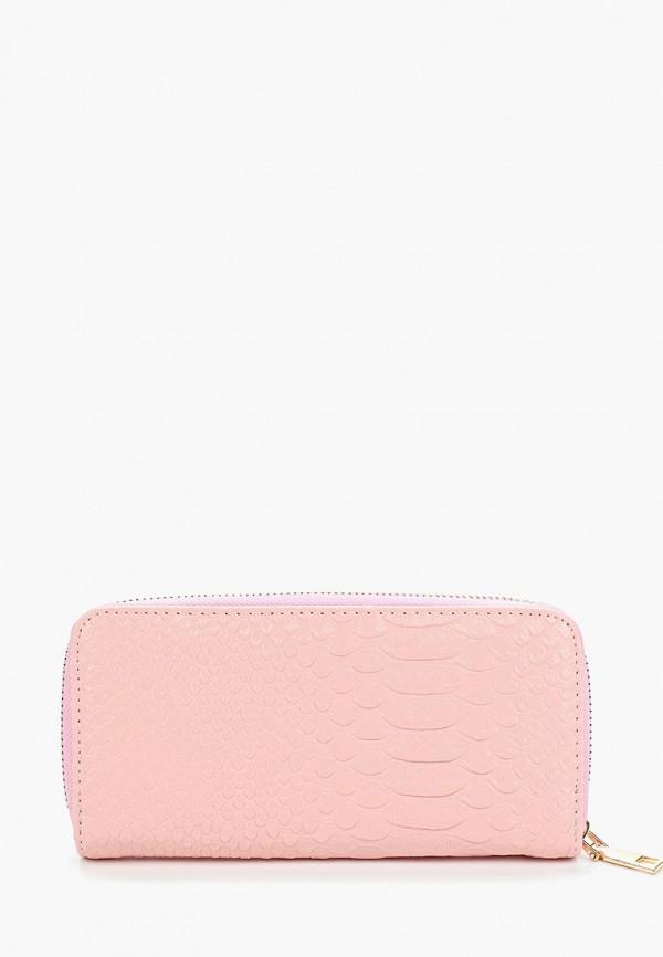 женский кошелёк bradex, розовый