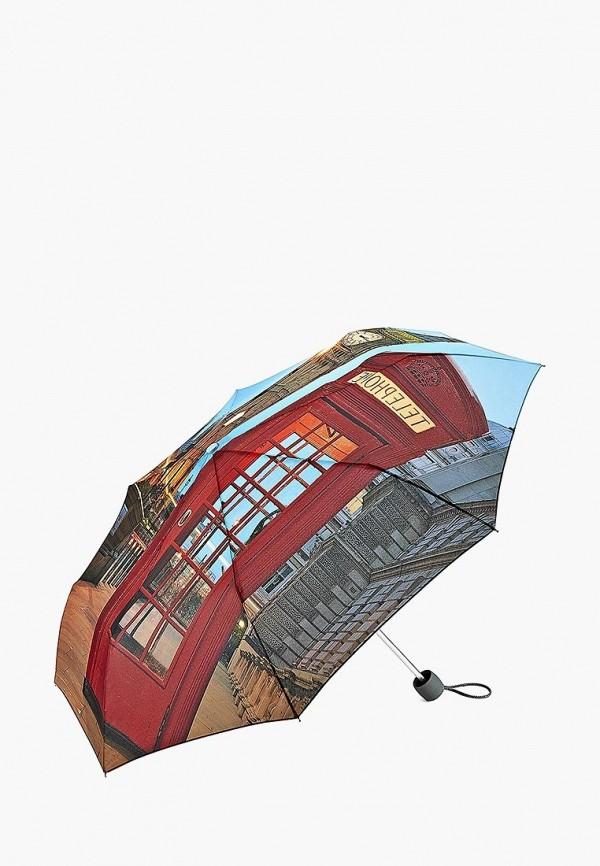 Зонт складной Fulton Fulton MP002XW15KV3 зонт складной fulton fulton mp002xw15kut