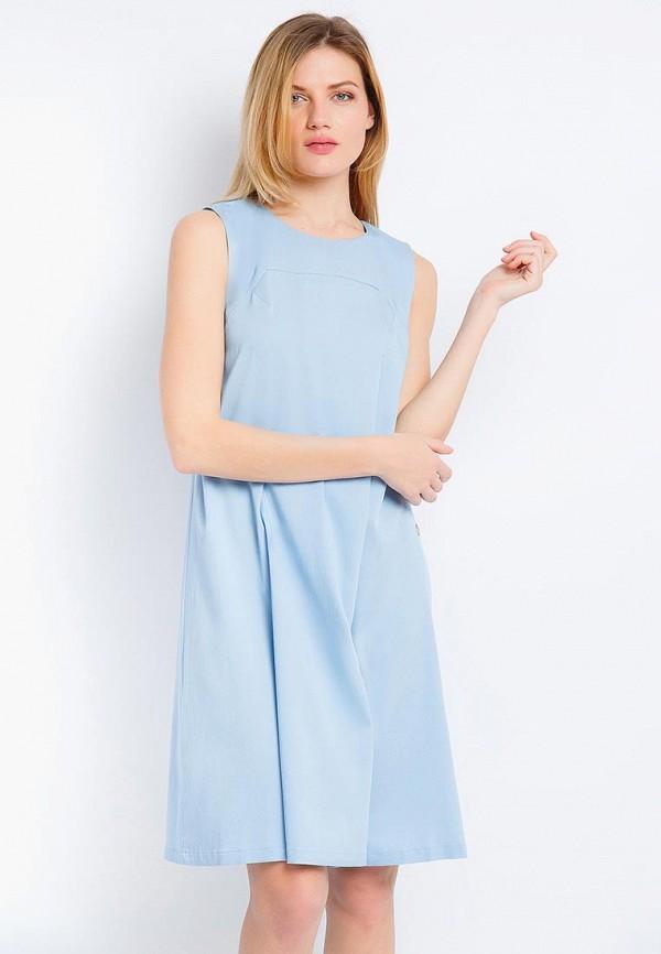 Купить Платье Finn Flare, CHAPURIN for FINN FLARE, MP002XW15KWD, голубой, Весна-лето 2018