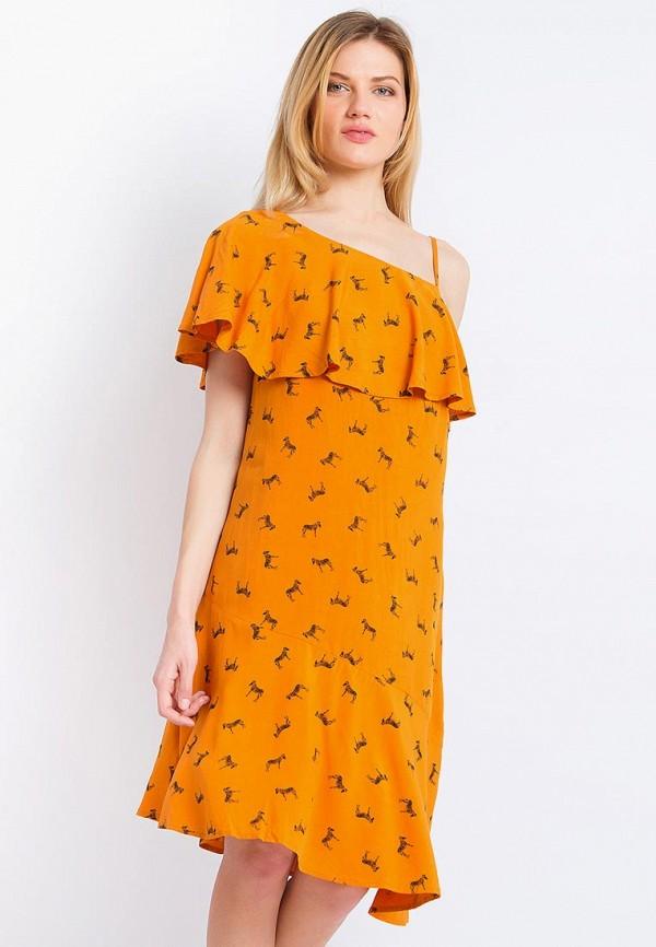 Платье Finn Flare Finn Flare MP002XW15KXD платье finn flare finn flare mp002xg009mg