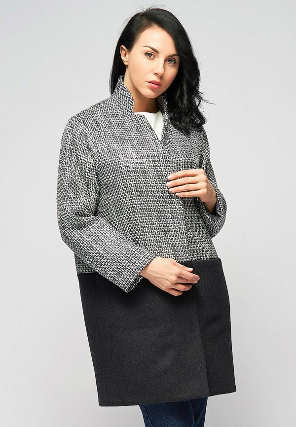 женское пальто bellart белларт, разноцветное